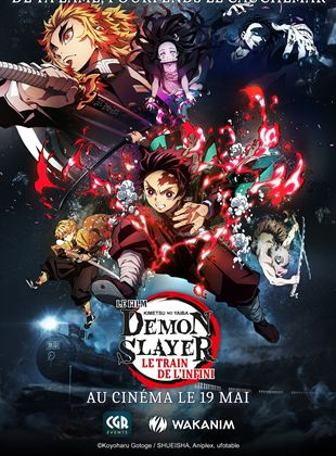 Demon Slayer Torrent (2021) FRENCH DVDRIP