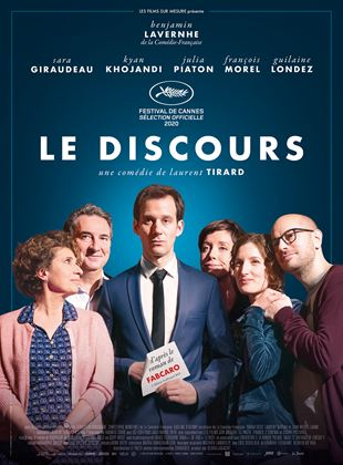 Le Discours Torrent (2021) FRENCH DVDRIP