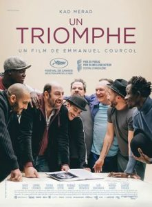 Torrent Un Triomphe FRENCH BluRay 720p 2021