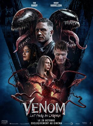 Venom: Let There Be Carnage 2021 Torrent